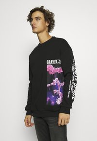 YOURTURN - Sweatshirt - black - 0