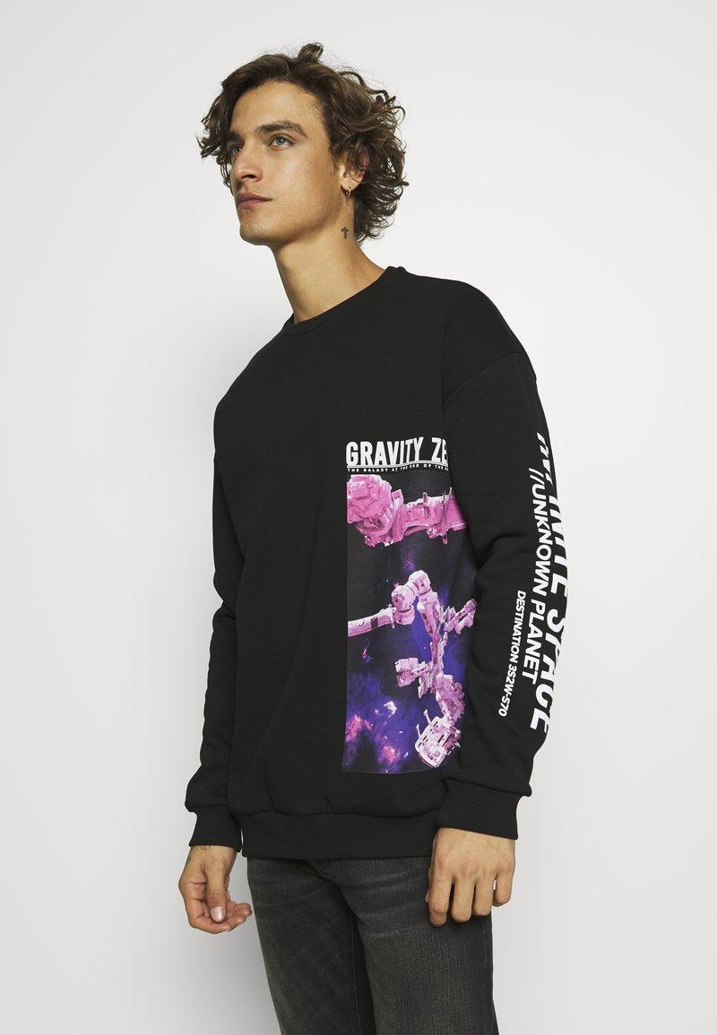 YOURTURN - Sweater - black