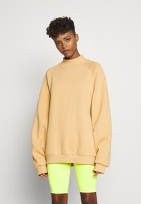 YOURTURN - Sweatshirt - tan - 4