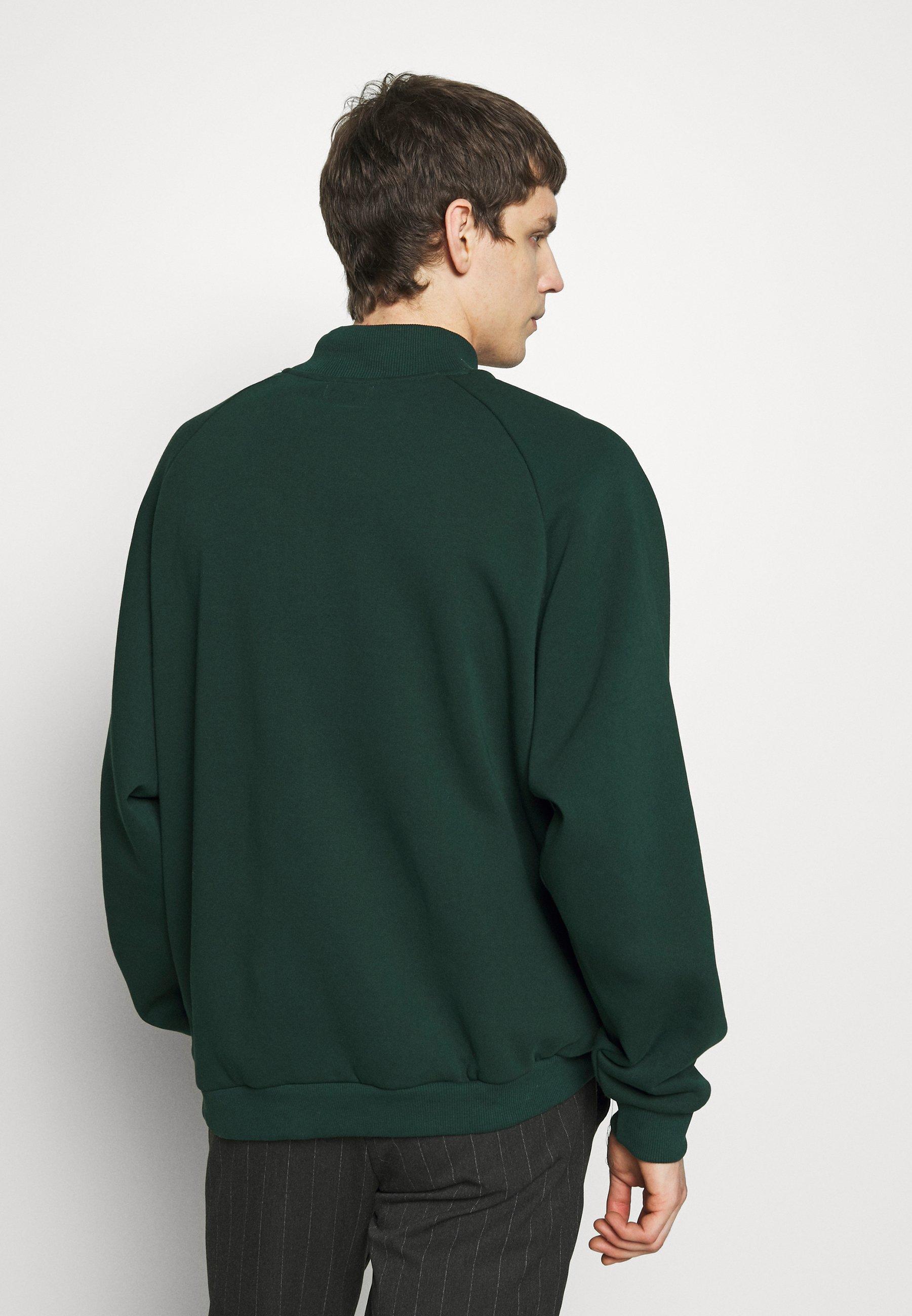 YOURTURN Bluza - dark green