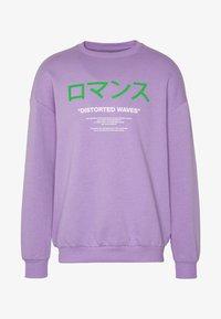 YOURTURN - Sweatshirt -  lilac - 3
