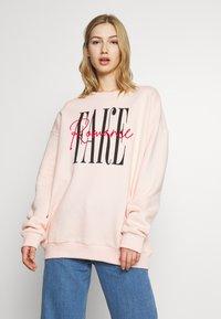 YOURTURN - Sweatshirt - pink - 4