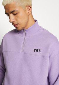 YOURTURN - Sweatshirt - lilac - 6