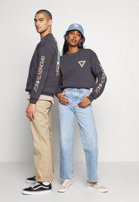 YOURTURN - UNISEX - Zip-up hoodie - dark gray - 1