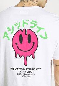 YOURTURN - Print T-shirt - white - 6