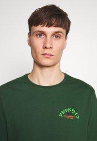 YOURTURN - Print T-shirt - green - 4