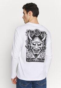 YOURTURN - Long sleeved top - white - 0