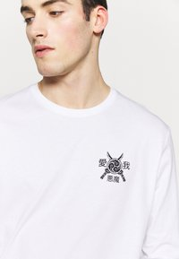 YOURTURN - Long sleeved top - white - 5