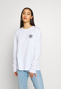 YOURTURN - Long sleeved top - white - 3