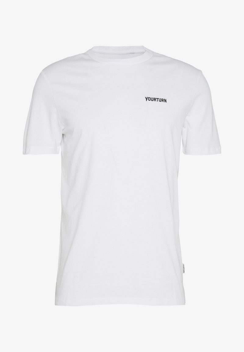 YOURTURN - Basic T-shirt - white