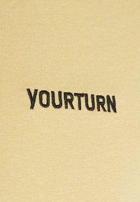 YOURTURN - Long sleeved top - tan - 2