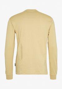 YOURTURN - Long sleeved top - tan - 1