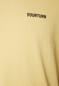 YOURTURN - Long sleeved top - tan - 3