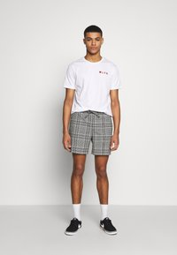 YOURTURN - T-shirts med print - white - 1