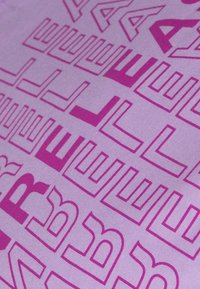 YOURTURN - Print T-shirt - lilac - 2