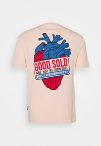 YOURTURN - Print T-shirt - pink - 1