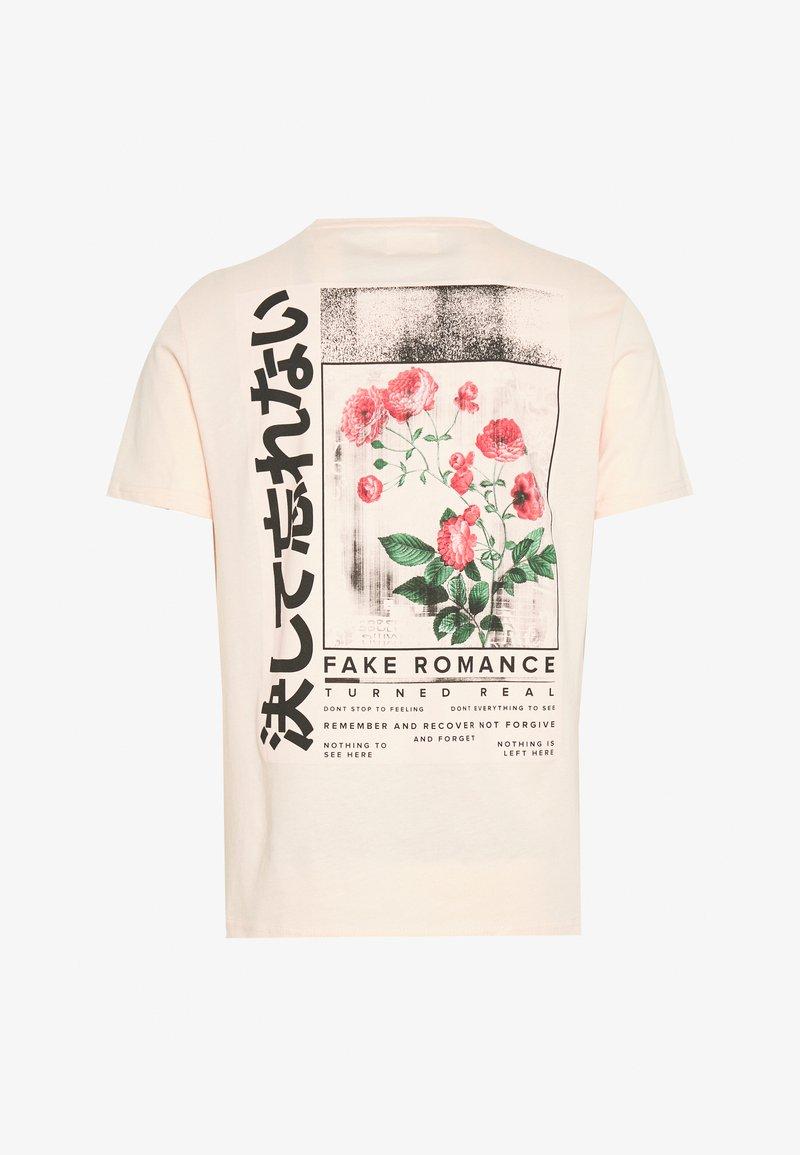 YOURTURN - Camiseta estampada - pink