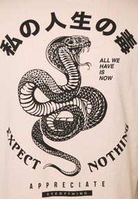 YOURTURN - Print T-shirt - pink - 2