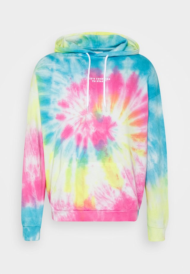Sweatshirt - multi-coloured