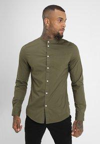 YOURTURN - Overhemd - olive - 0