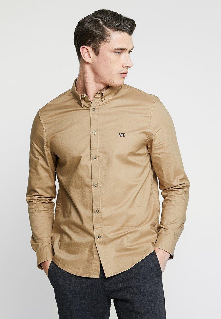 YOURTURN - Camisa - beige