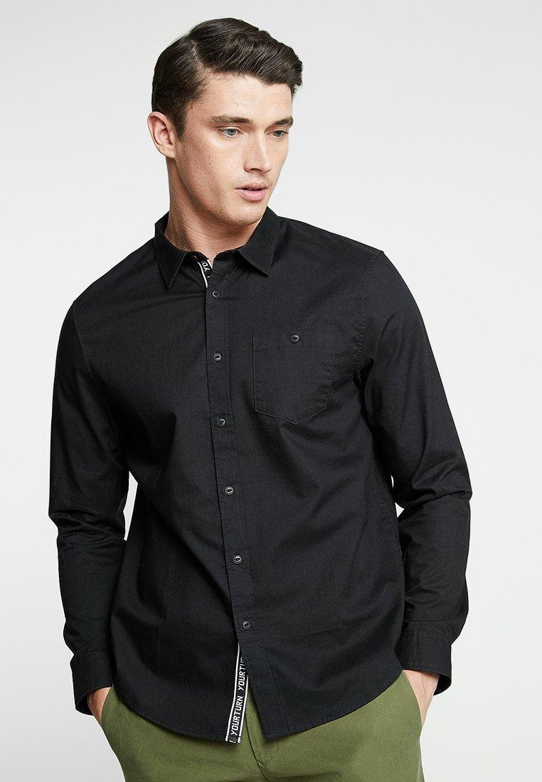 YOURTURN - Hemd - black