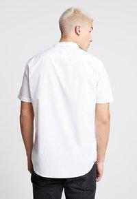 YOURTURN - BORED SHIRT - Skjorta - white - 2