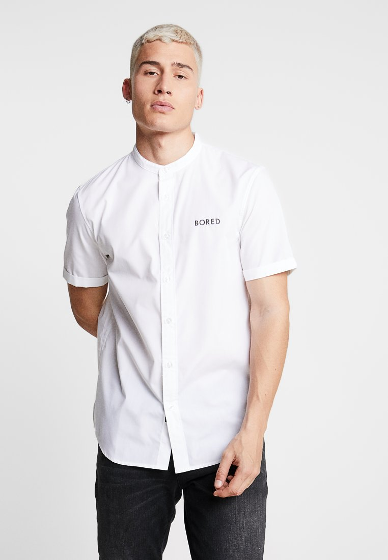 YOURTURN - BORED SHIRT - Skjorta - white