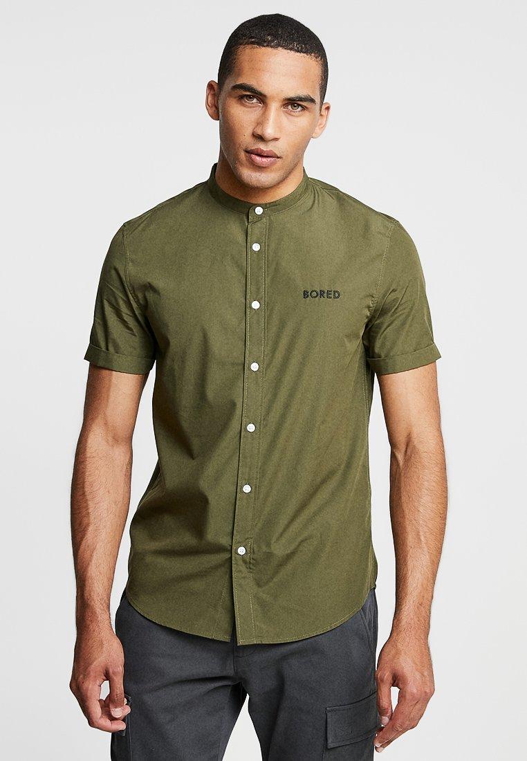 YOURTURN - BORED SHIRT - Shirt - olive