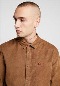 YOURTURN - Shirt -  brown - 4