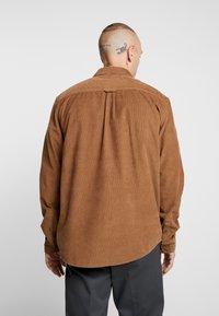 YOURTURN - Shirt -  brown - 2