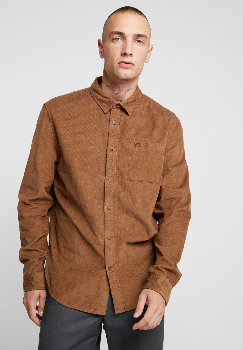 YOURTURN - Shirt -  brown