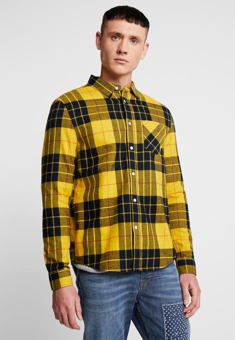 YOURTURN - Shirt - yellow