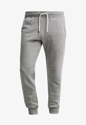 Teplákové kalhoty - light grey melange