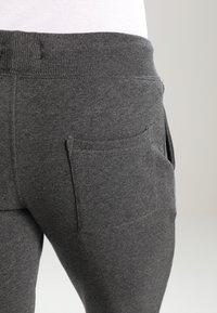 YOURTURN - Teplákové kalhoty - dark grey melange - 4