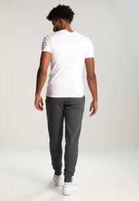 YOURTURN - Teplákové kalhoty - dark grey melange - 2