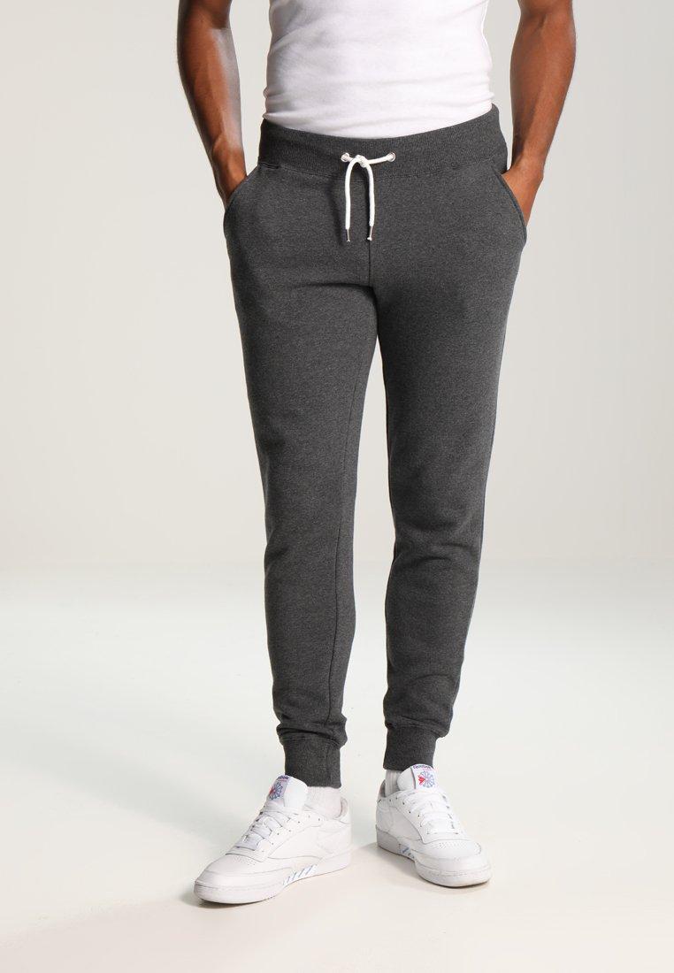 YOURTURN - Teplákové kalhoty - dark grey melange
