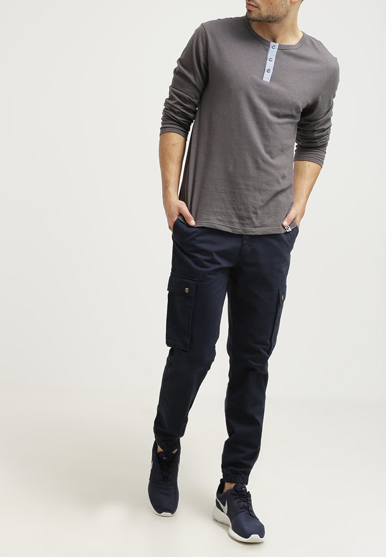 YOURTURN - Pantalon cargo - dark blue