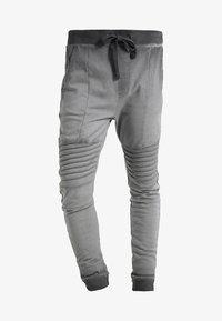 YOURTURN - Teplákové kalhoty - black - 5