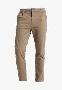 YOURTURN - Pantalones chinos - tan - 4