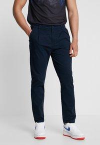 YOURTURN - Pantalones chinos - dark blue - 0