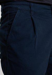 YOURTURN - Pantalones chinos - dark blue - 3