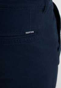 YOURTURN - Pantalones chinos - dark blue - 5