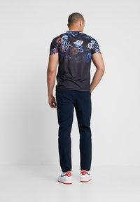 YOURTURN - Pantalones chinos - dark blue - 2