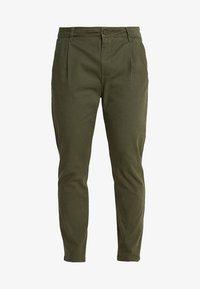 YOURTURN - Chino kalhoty - olive - 4