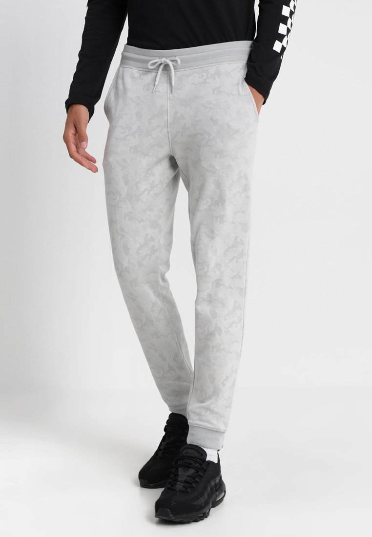 YOURTURN - Tracksuit bottoms - light grey