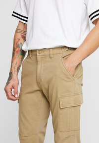 YOURTURN - Cargo trousers - tan - 5