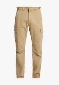 YOURTURN - Cargo trousers - tan - 4