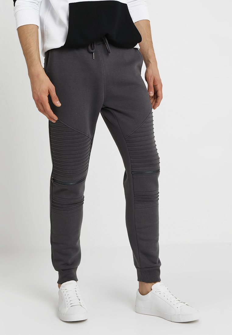 YOURTURN - Pantaloni - dark grey