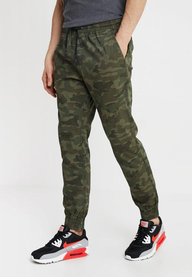 YOURTURN - Trousers - khaki